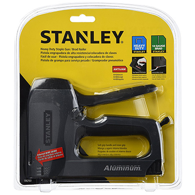 Best Staple Gun Stanley TR250 SharpShooter Plus