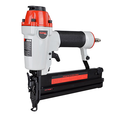 PowRyte 18 Gauge 2-in-1 Air Brad Nailer