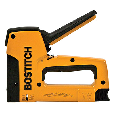 Best Staplers for Insulation Bostitch T6-8OC2 Outward Clinch Stapler