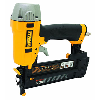 Best Brad Nailers DEWALT DWFP12231 Pneumatic 18-Gauge 2-Inch Brad Nailer Kit