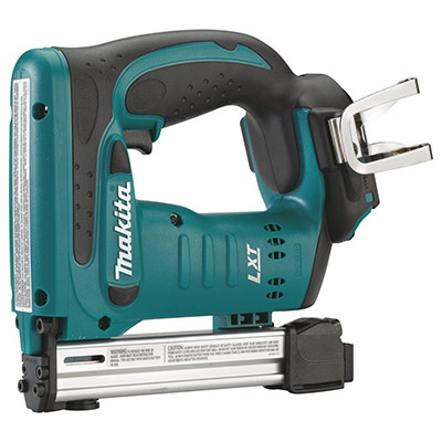 Best Battery Powered Staple Guns Makita XTS01Z 18V LXT Lithium-Ion Cordless 3/8-inch Crown Stapler