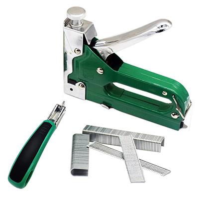 Best Staplers for Insulation Yanda 3-in-1 Nail Staple Gun Kit