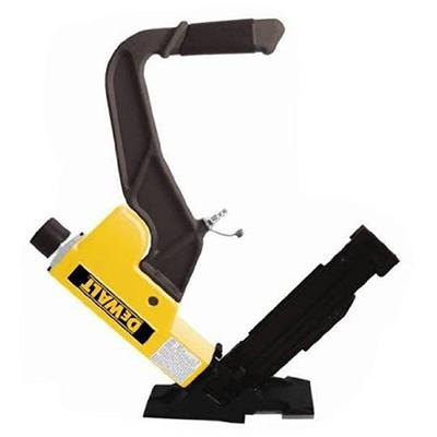 Best Hardwood Floor Staplers DEWALT DWFP12569 2-N-1 Flooring Tool